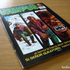 Cómics: VAMPUS 38 - CREEPY GARBO 1974. Lote 121463335