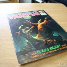 Cómics: VAMPUS 37 - CREEPY GARBO 1974. Lote 121463523