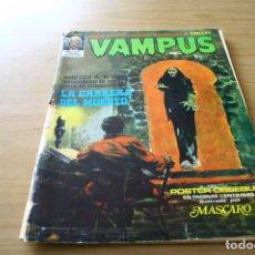 Cómics: VAMPUS 23 - CREEPY IBERO MUNDIAL DE EDICIONES 1972. Lote 121465319