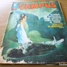 Cómics: VAMPUS 66 - CREEPY GARBO 1977. Lote 121465603
