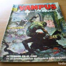 Cómics: VAMPUS 3 - CREEPY IBERO MUNDIAL DE EDICIONES 1971. Lote 121466683