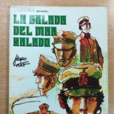 Cómics: LA BALADA DEL MAR SALADO (TOTEM PRESENTA). Lote 121629779