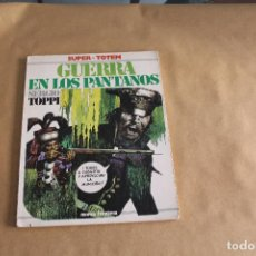 Cómics: SUPER-TOTEM Nº 15, RÚSTICA, EDITORIAL NUEVA FRONTERA. Lote 121634059