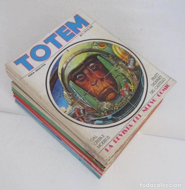 22 COMICS: TOTEM (Tebeos y Comics - Nueva Frontera)