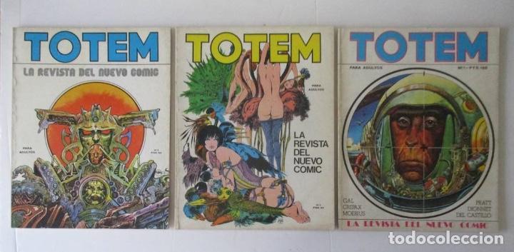 Cómics: 22 COMICS: TOTEM - Foto 2 - 126842723