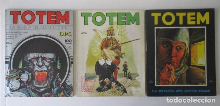 Cómics: 22 COMICS: TOTEM - Foto 3 - 126842723