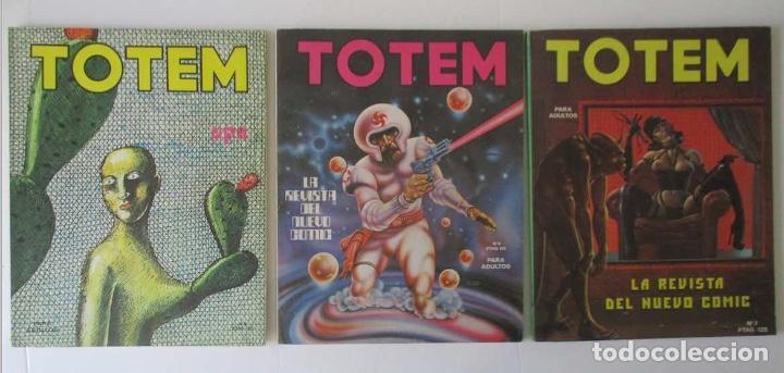Cómics: 22 COMICS: TOTEM - Foto 4 - 126842723