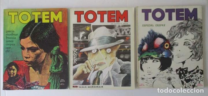 Cómics: 22 COMICS: TOTEM - Foto 5 - 126842723