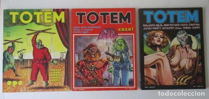 Cómics: 22 COMICS: TOTEM - Foto 6 - 126842723