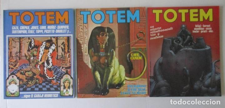 Cómics: 22 COMICS: TOTEM - Foto 7 - 126842723