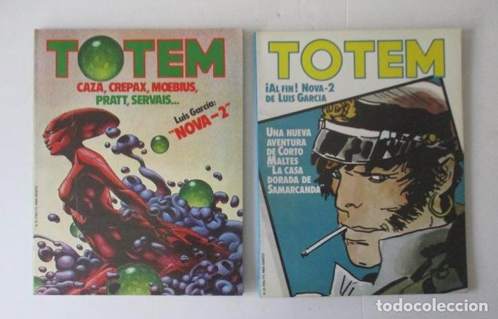 Cómics: 22 COMICS: TOTEM - Foto 8 - 126842723