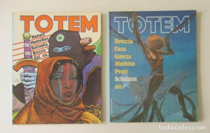 Cómics: 22 COMICS: TOTEM - Foto 9 - 126842723