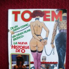 Cómics: LOTE DE 11 TOTEM , TOTEM COMIX, EXTRA Y TOTEM MAGAZINE. Lote 128001823