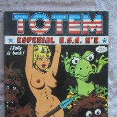 Cómics: TOTEM ESPECIAL U.S.A. Nº2 . Lote 128138603