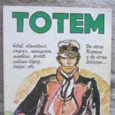 Cómics: TOTEM Nº 21. NUEVA FRONTERA. Lote 128383083