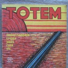 Cómics: TOTEM Nº 16. NUEVA FRONTERA. Lote 128383307