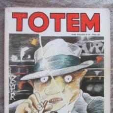 Cómics: TOTEM Nº 15. NUEVA FRONTERA. Lote 128383603