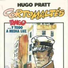 Cómics: CORTO MALTÉS - TANGO -. Lote 128479347
