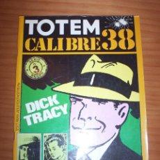 Cómics: TOTEM. CALIBRE 38 - NÚMERO 3 SERIE NEGRA - PERFECTO ESTADO. Lote 129353415