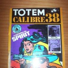 Cómics: TOTEM. CALIBRE 38 - NÚMERO 4 SERIE NEGRA - MUY BUEN ESTADO. Lote 129353919