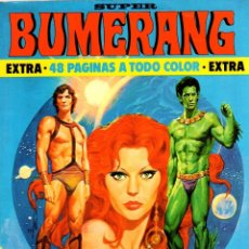 Comics: SUPER BUMERANG EXTRA 14. THORGAL.. BRECCIA. AÑO 1978. Lote 130400502