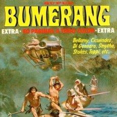 Comics: SUPER BUMERANG EXTRA 15. THORGAL. GARTH. STOKES, TOPPI.... AÑO 1978. Lote 130400752