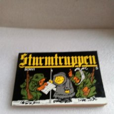 Cómics: STURMTRUPPEN Nº 5 - BONVI (NUEVA FRONTERA 1982). Lote 130708714