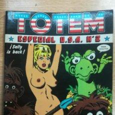 Cómics: TOTEM ESPECIAL USA #2. Lote 134219058