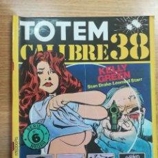Cómics: TOTEM CALIBRE 38 #6. Lote 134226290