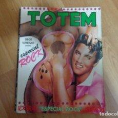 Cómics: TOTEM EXTRA 'ESPECIAL ROCK 2'. Lote 135820470