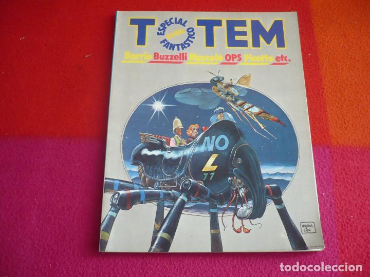 TOTEM ESPECIAL FANTASTICO Nº 1 EXTRA Nº 17 ¡BUEN ESTADO! EDITORIAL NUEVA FRONTERA (Tebeos y Comics - Nueva Frontera)