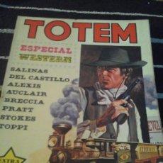 Cómics: TOTEM EXTRA, WESTERN . Lote 139930838