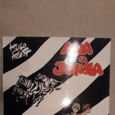 Cómics: ANA DE LA JUNGLA, HUGO PRATT. Lote 140504602