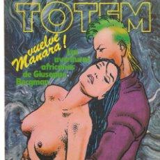 Cómics: TOTEM. Nº 46. VUELVE MANARA. NUEVA FRONTERA. (ST/MG.A). Lote 143596238