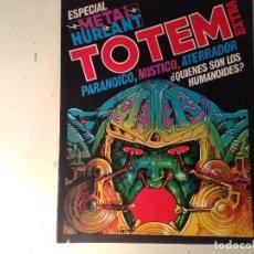 Cómics: TOTEM LOTE 9 EJEMPLARES. Lote 146581650