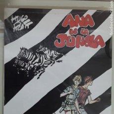 Cómics: COMIC ANA DE LA JUNGLA DE HUGO PRATT ED NUEVA FRONTERA. Lote 147407458