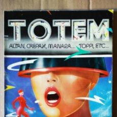 Cómics: REVISTA TOTEM N°44 (NUEVA FRONTERA, 1977). 100 PÁGINAS A COLOR Y B/N.. Lote 148447525