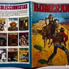 Cómics: COMICS: BUMERANG Nº 8 (ABLN). Lote 152668542