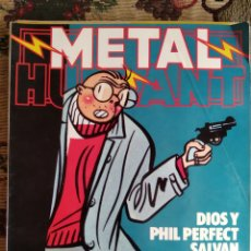 Cómics: COMIC METAL HURLANT N. 43. Lote 153640652