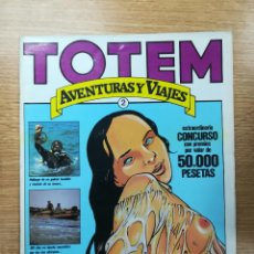 Cómics: TOTEM VIAJES Y AVENTURAS #2. Lote 154798188