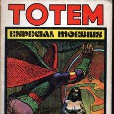Cómics: TOTEM ESPECIAL MOEBIUS Nº 11. Lote 155481362