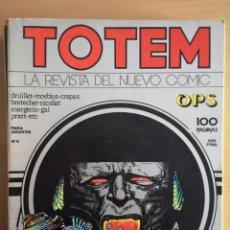 Cómics: TOTEM Nº 6 - COMIC. Lote 156630642
