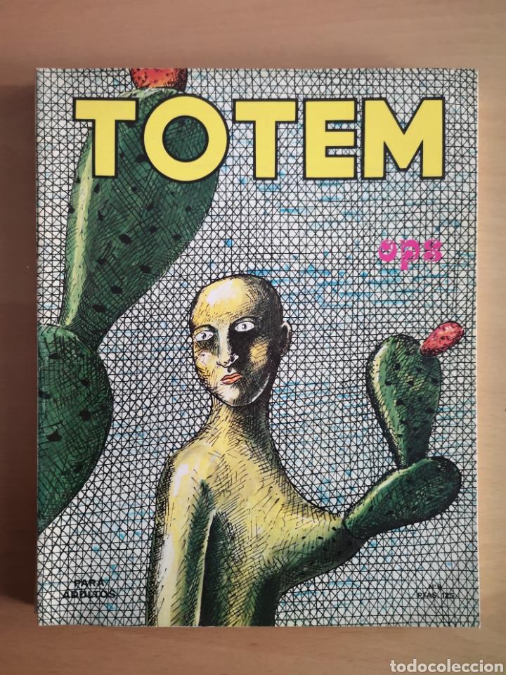TOTEM Nº 9 - COMIC (Tebeos y Comics - Nueva Frontera)