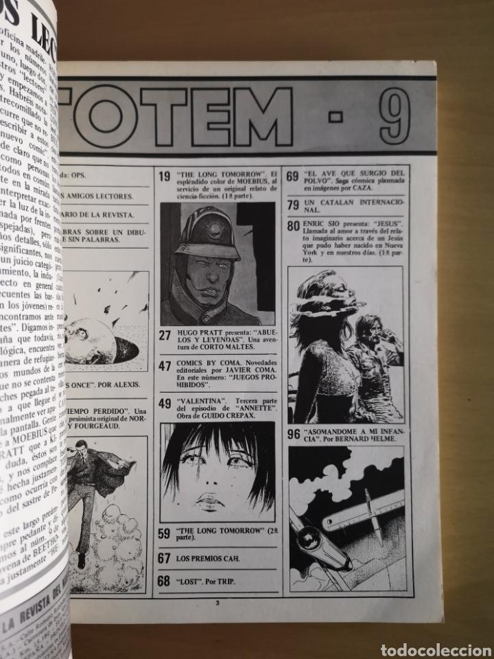 Cómics: TOTEM Nº 9 - COMIC - Foto 2 - 156631138