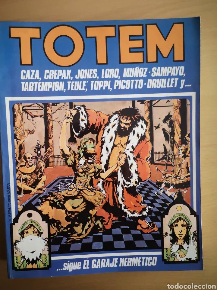 TOTEM Nº 33 - COMIC (Tebeos y Comics - Nueva Frontera)