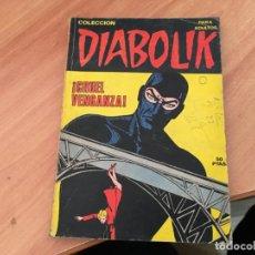 Cómics: DIABOLIK Nº 9 (ED. NUEVA FRONTERA) (COIM23). Lote 158464878