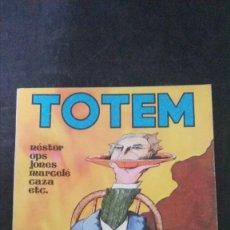 Cómics: TOTEM Nº 12-NUEVA FRONTERA. Lote 158556006