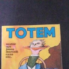Cómics: TOTEM Nº 12-NUEVA FRONTERA. Lote 158556046