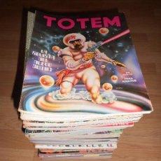 Comics: TOTEM - GRAN LOTE 58 NUMEROS. Lote 162504134