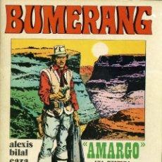 Cómics: BUMERANG Nº 1. NUEVA FRONTERA 1978. Lote 164544526